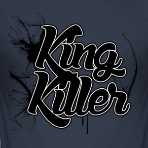 Killer Dead - Men's Slim Fit T-Shirt