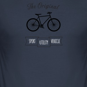 ORIGINALEN CYCLE - Slim Fit T-skjorte for menn
