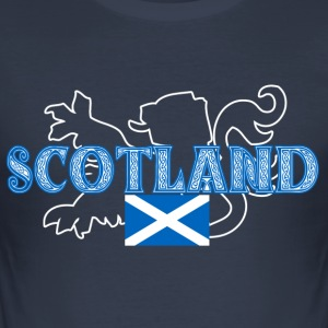 scotland - Men's Slim Fit T-Shirt