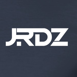 JRDZ Logo - Männer Slim Fit T-Shirt