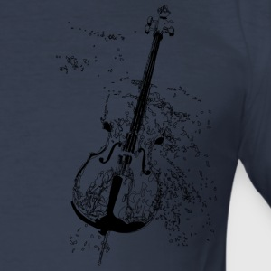 Cello - Männer Slim Fit T-Shirt