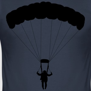 Parachute - Men's Slim Fit T-Shirt