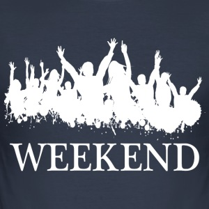 Weekend - Herre Slim Fit T-Shirt