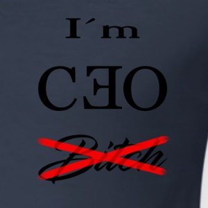 the ceo bitch - Men's Slim Fit T-Shirt