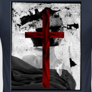 VELVET CROSS - Herre Slim Fit T-Shirt