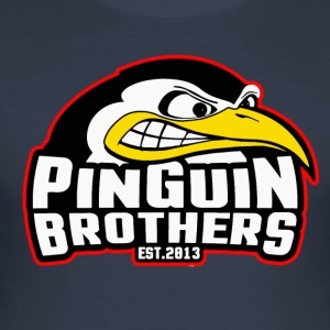 Pinguin-Brothers Clan - Slim Fit T-shirt herr