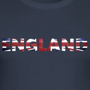 Angleterre 1 (2542) - Tee shirt près du corps Homme