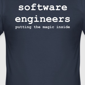 software_engineers - Men's Slim Fit T-Shirt