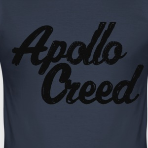 T-tröja i distrikt IRON - Apollo Creed Homage - Slim Fit T-shirt herr