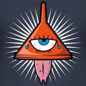 Illuminati Logo - slim fit T-shirt