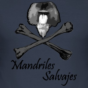 Wild Mandrels - Men's Slim Fit T-Shirt