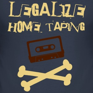 legalize - Slim Fit T-shirt herr