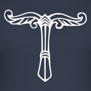 Irminsul - Slim Fit T-shirt herr