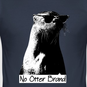 Geen Otter Brand Original - slim fit T-shirt