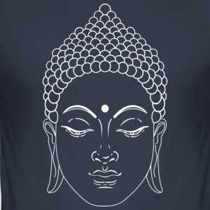 Gautama Boeddha - slim fit T-shirt