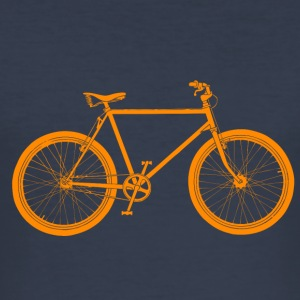 Singlespeed - Men's Slim Fit T-Shirt