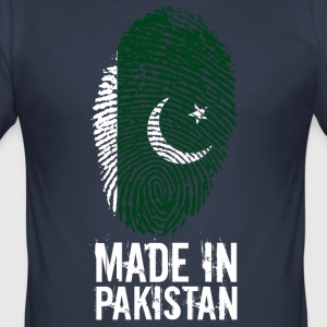 Made in Pakistan پاکستان - Men's Slim Fit T-Shirt