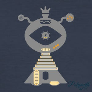 Lille robot - Herre Slim Fit T-Shirt