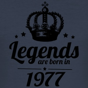 Legends 1977 - Tee shirt près du corps Homme