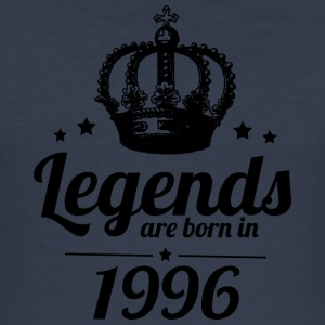 Legends 1996 - Slim Fit T-skjorte for menn