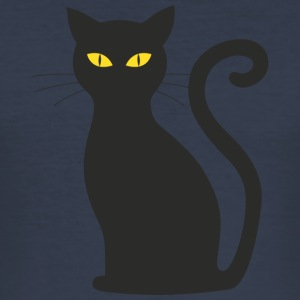SWEET CAT COLLECTION - Slim Fit T-shirt herr