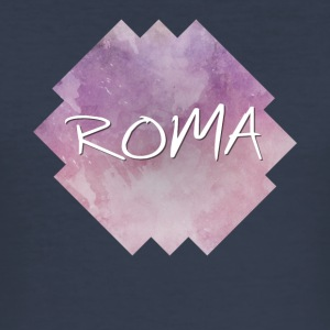 Roma - Rom - Herre Slim Fit T-Shirt