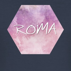 Roma - Rome - Men's Slim Fit T-Shirt