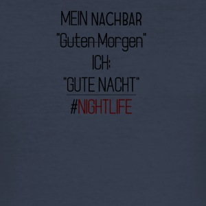 MORGEN - Männer Slim Fit T-Shirt
