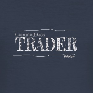 Commodities Trader - Männer Slim Fit T-Shirt