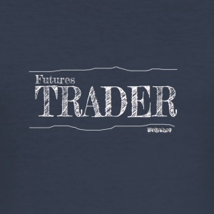 Futures Trader - Slim Fit T-shirt herr