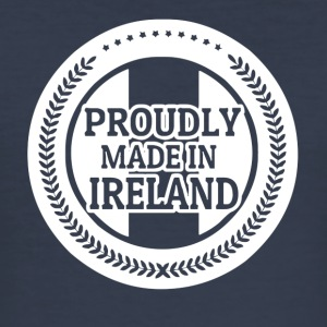 IRLAND - Slim Fit T-skjorte for menn