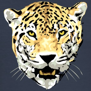 wild jaguar - Slim Fit T-shirt herr