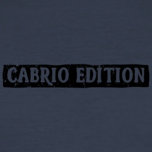 cabrio edition - Männer Slim Fit T-Shirt