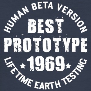 1969 - The birth year of legendary prototypes - Men's Slim Fit T-Shirt