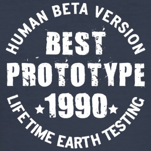 1990 - The birth year of legendary prototypes - Men's Slim Fit T-Shirt