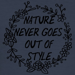 Spring Break / Spring Break: Nature aldrig slocknar - Slim Fit T-shirt herr