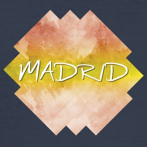 Madrid - Slim Fit T-shirt herr