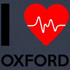 I Love Oxford - I love Oxford - Men's Slim Fit T-Shirt