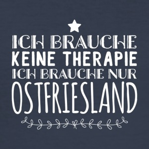 ostfriesland_therapie - Tee shirt près du corps Homme