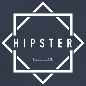 HIPSTER EST. 1989 - Slim Fit T-shirt herr