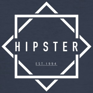 HIPSTER EST. 1994 - Slim Fit T-skjorte for menn