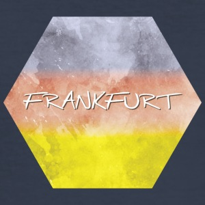 Frankfurt - Slim Fit T-skjorte for menn