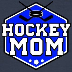 hockey mom - slim fit T-shirt