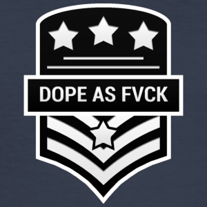Dope Zoals Fvck - slim fit T-shirt