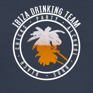 Shirt for Party vakantie - Ibiza - slim fit T-shirt