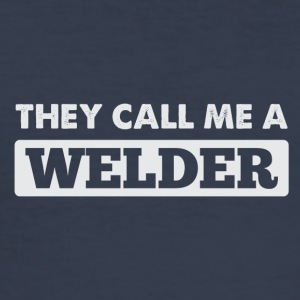 WELDER - Männer Slim Fit T-Shirt