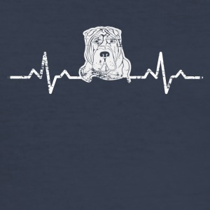 dog6 - Slim Fit T-shirt herr