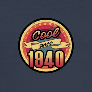 Gift for the 77th birthday - vintage 1940 - Men's Slim Fit T-Shirt