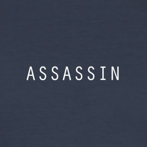 Assassin - Men's Slim Fit T-Shirt