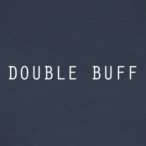 Double Buff - slim fit T-shirt